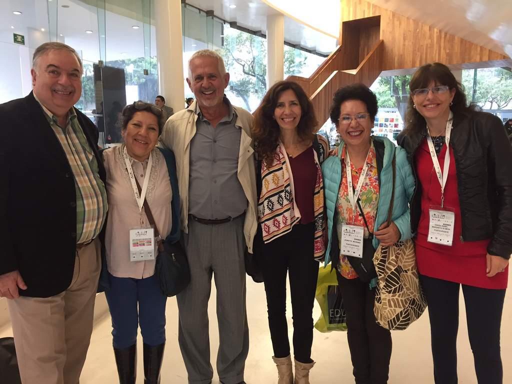 Junto a Luis Cabrera (Cuba) y Manuel Peña (Chile)