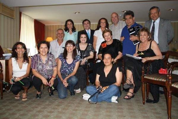Encuentro de Academias. CILLELIJ 2010