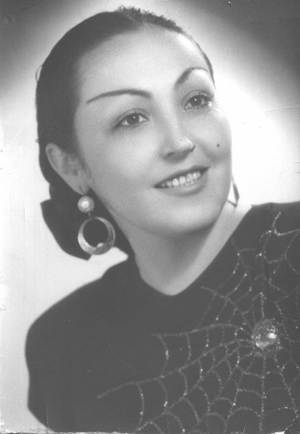 FERNÁNDEZ DE CARRASCO, ROSA (1918-2000)