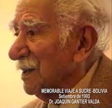 GANTIER VALDA, JOAQUÍN (1900 - 1994)