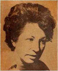 NAVA BOHORQUEZ, PAZ NERY (1916-1979)