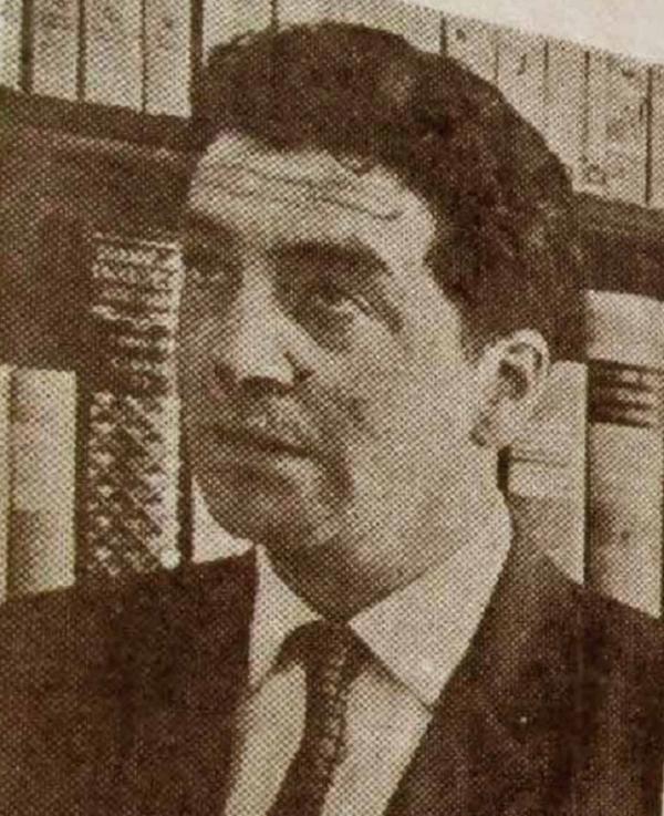 CAMARLINGHI, JOSÉ (1928 - 2013)