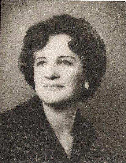 BASS WERNER DE RUIZ, ZULEMA (1922-2010)