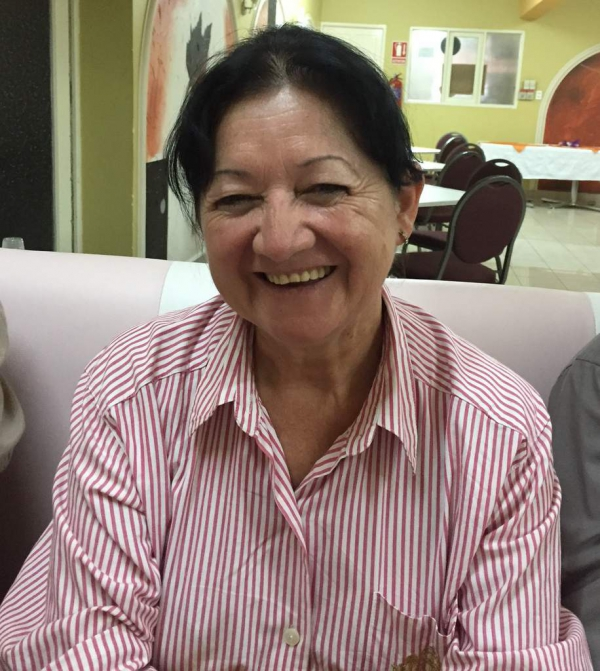 CAERO MORENO, MARÍA LUISA