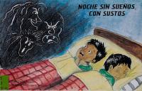 NOCHE SIN SUEÑOS, CON SUSTOS