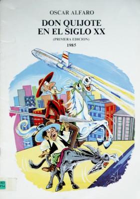 DON QUIJOTE EN EL SIGLO XX