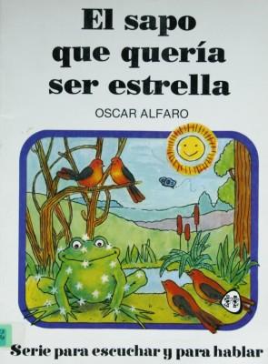 SAPO QUE QUERÍA SER ESTRELLA, EL