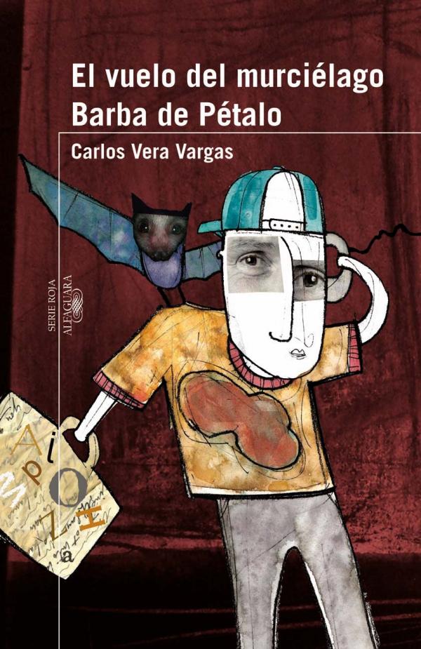 VUELO DEL MURCIÉLAGO BARBA DE PÉTALO