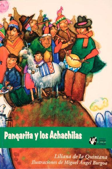 PANQARITA Y LOS ACHACHILAS