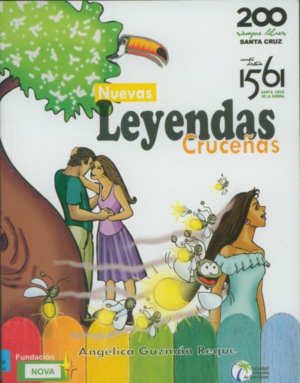 NUEVAS LEYENDAS CRUCEÑAS
