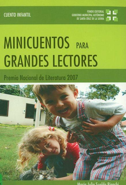 MINICUENTOS PARA GRANDES LECTORES