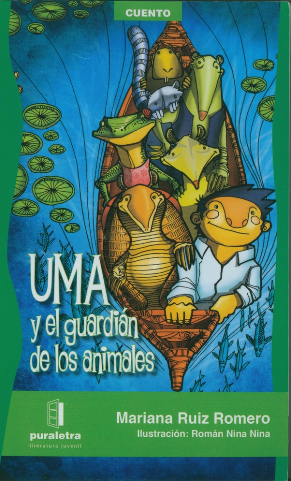 UMA Y EL GUARDIÁN DE LOS ANIMALES