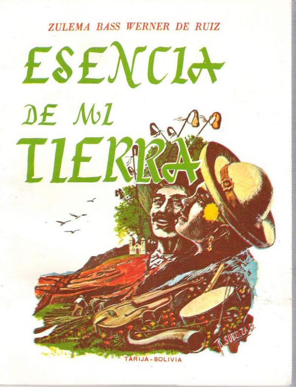 ESENCIA DE MI TIERRA