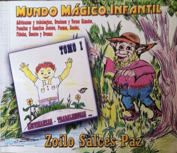 MUNDO MÁGICO INFANTIL I, II, III, IV