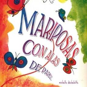 MARIPOSAS CON ALAS DE PAPEL