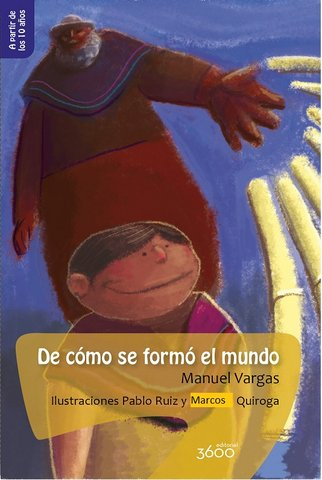 DE CÓMO SE FORMÓ EL MUNDO