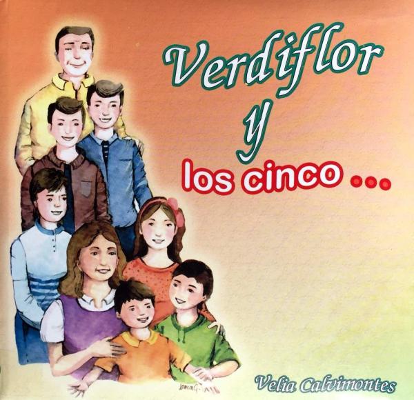 VERDIFLOR Y LOS CINCO...