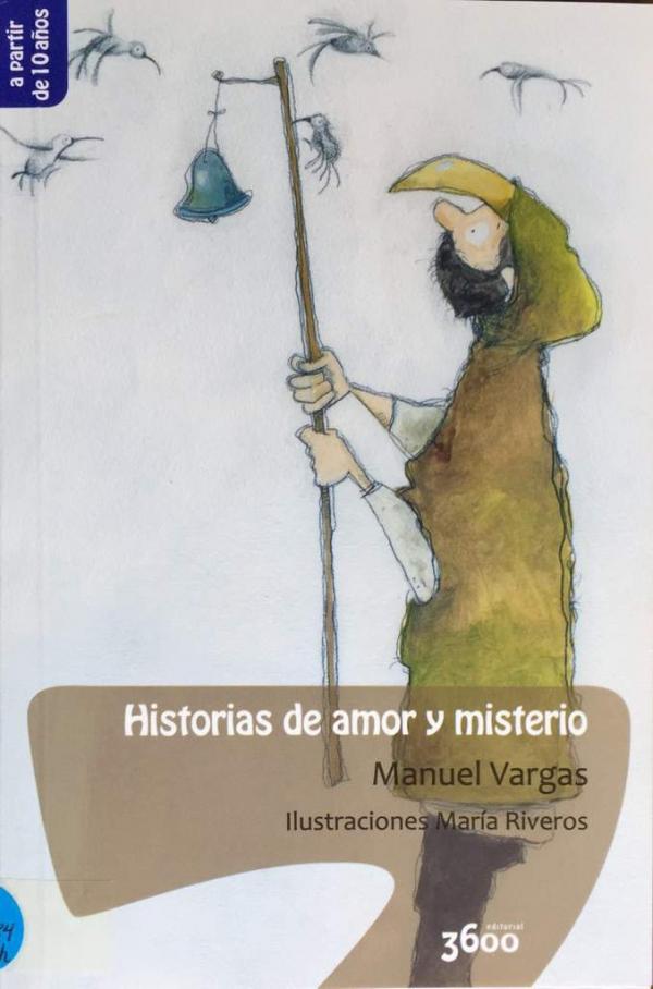 HISTORIAS DE AMOR Y MISTERIO