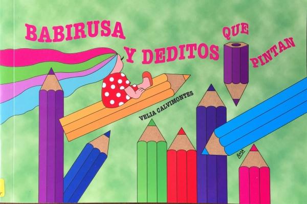 BABIRUSA Y DEDITOS QUE PINTAN