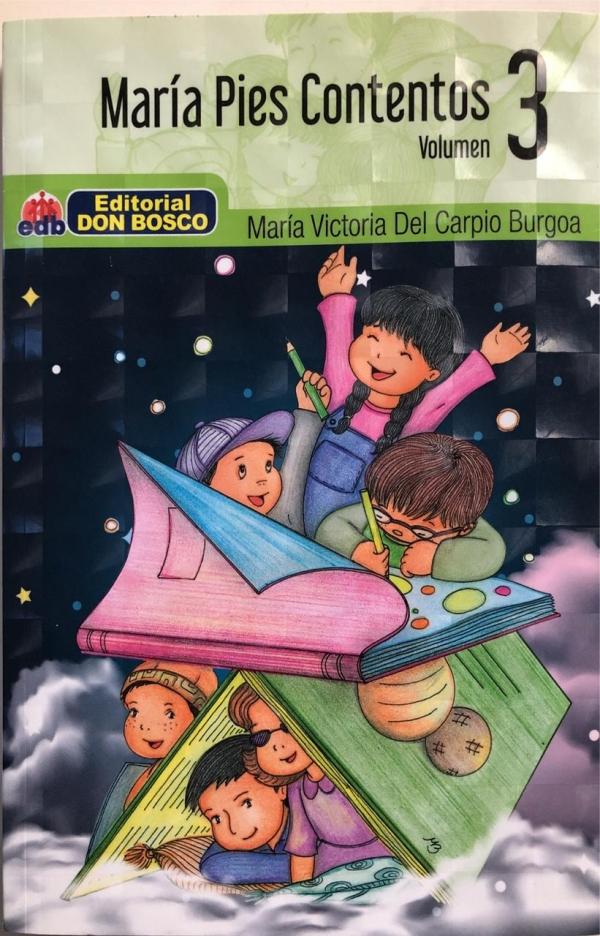 MARÍA PIES CONTENTOS 3