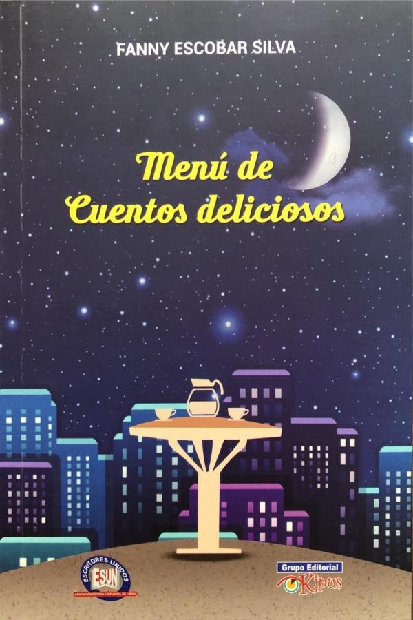 MENÚ DE CUENTOS DELICIOSOS