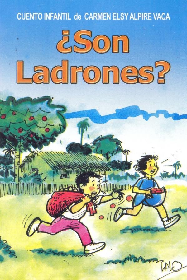 ¿SON LADRONES?