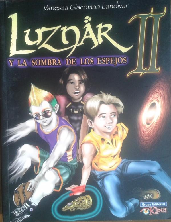 LUZNAR Y LA SOMBRA DE LOS ESPEJOS