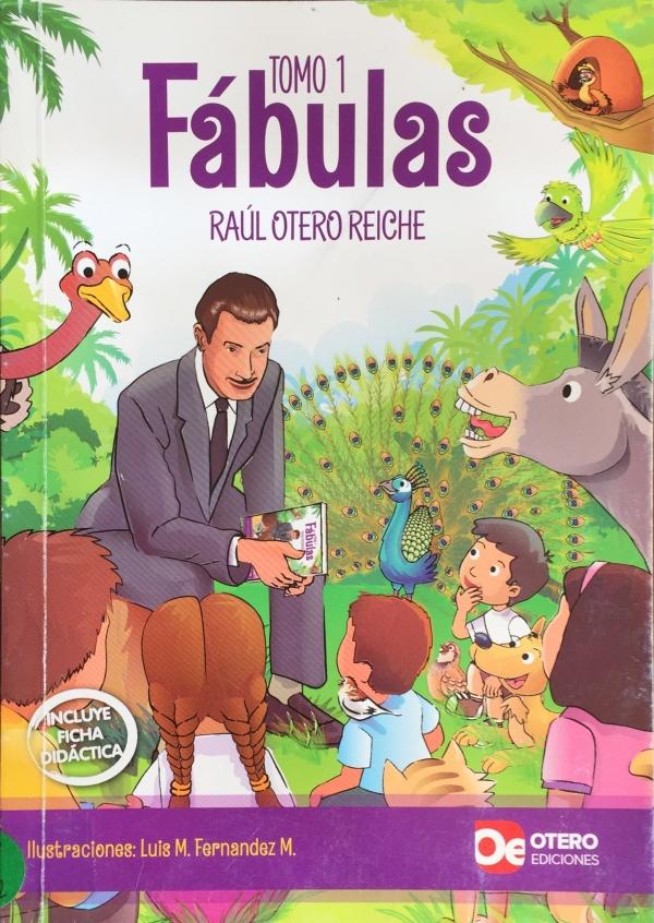 FÁBULAS TOMO 1