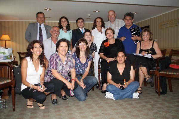 ENCUENTRO DE ACADEMIAS DE LIJ. Santiago, 25/2/2010