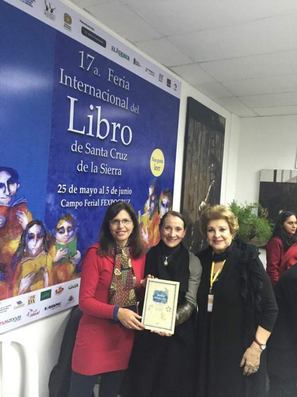 CENTRO BENJAMÍN Y LA ACADEMIA LATINOAMERICANA DE LITERATURA INFANTIL REALIZAN UN HOMENAJE A LA ESCRITORA URUGUAYA SYLVIA PUENTES