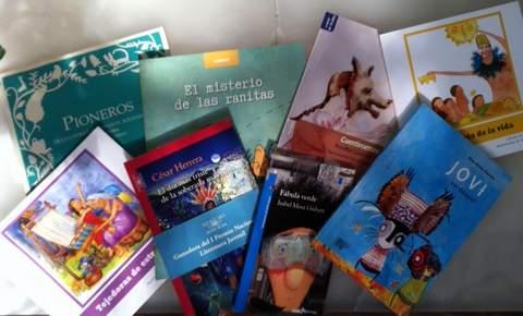 LOS MEJORES LIBROS DE LIJ 2013 - 2014