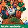 PANQARITA Y LOS ACHACILAS. (Libro escrito por Liliana De la Quintana) Tapa. (2009)