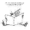 """Ilustración del libro """"Pelicanocho"""" del autor Heinz Janisch, publicado en Caracas."""