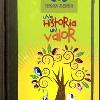 UNA HISTORIA UN VALOR II. (Libro escrito por los niños ganadores, resultado de un concurso de la Defensoría del Pueblo) Tapa. (2007).