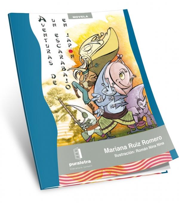 AVENTURAS DE UN ESCARABAJO EN JAPÓN